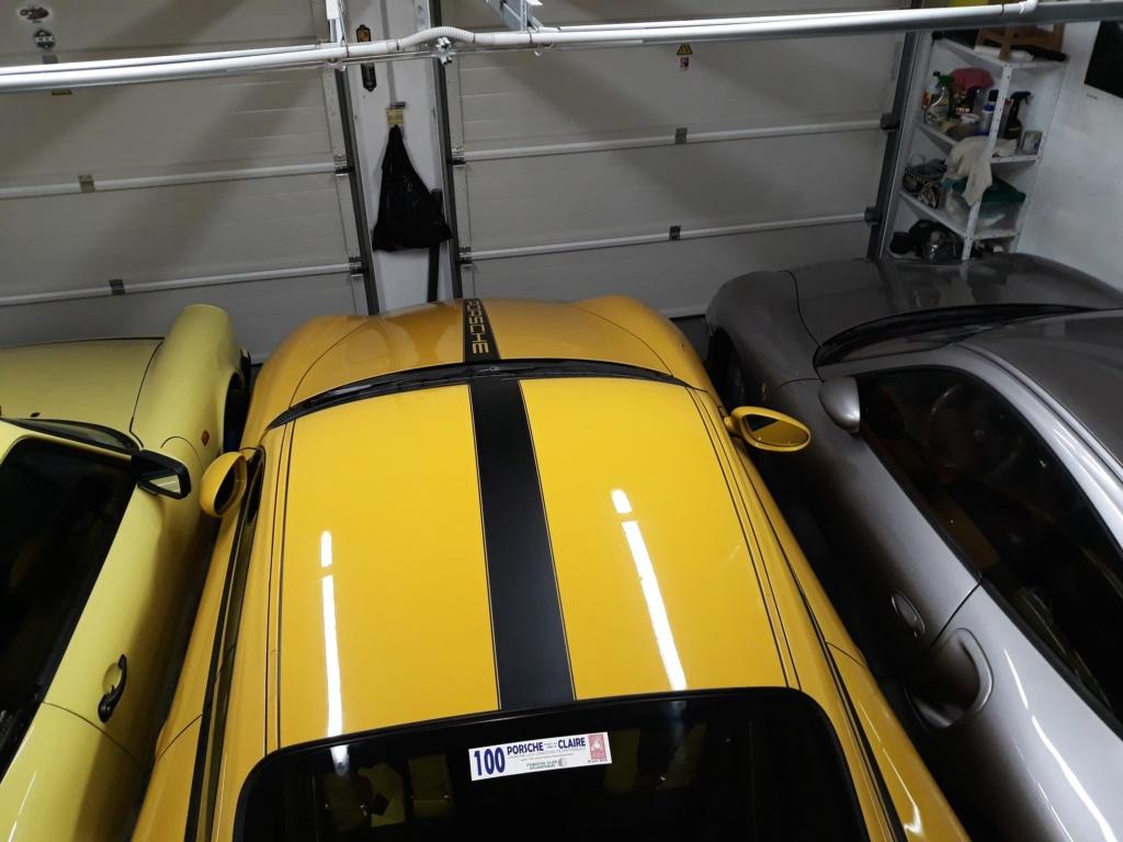 Votre Porsche pendant le confinement 2016