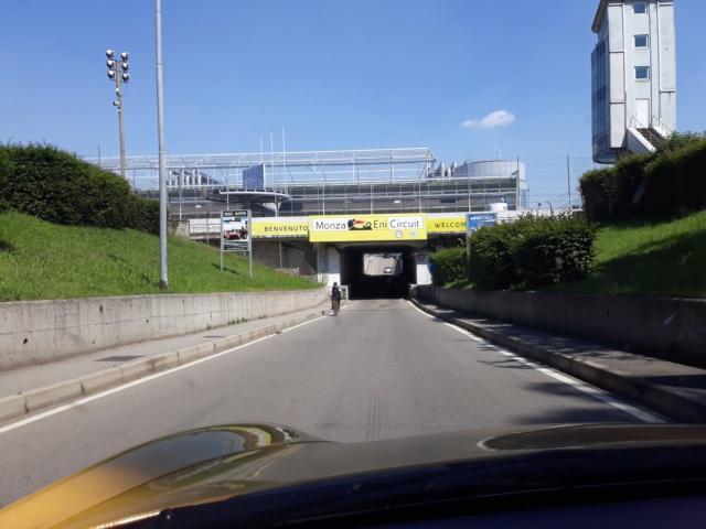 CR de Reims à Milan ... Arrivz10
