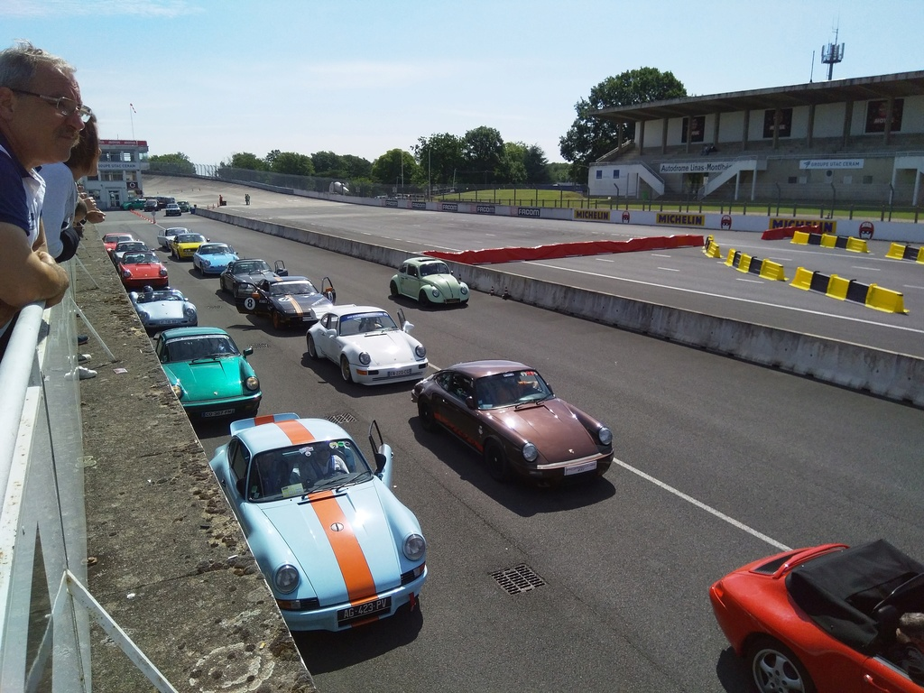 CR Circuit Montlhéry aujourd'hui M410
