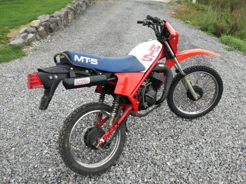 Honda MT 50 Img_2061