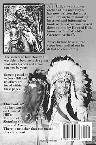 "Nouveau livre ""Howard Hill's Method of Shooting"" 51k4gz10"