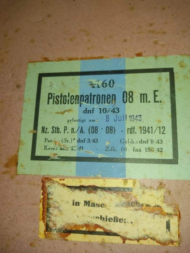 Caisse de munitions P08 B092d210