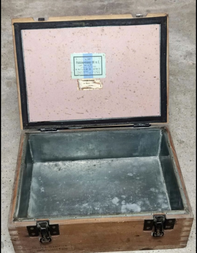 Caisse de munitions P08 D26ac310