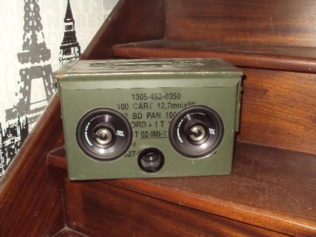 Un Colissimo arrivé au bon moment : coque radio DKE 38 Dsc01950
