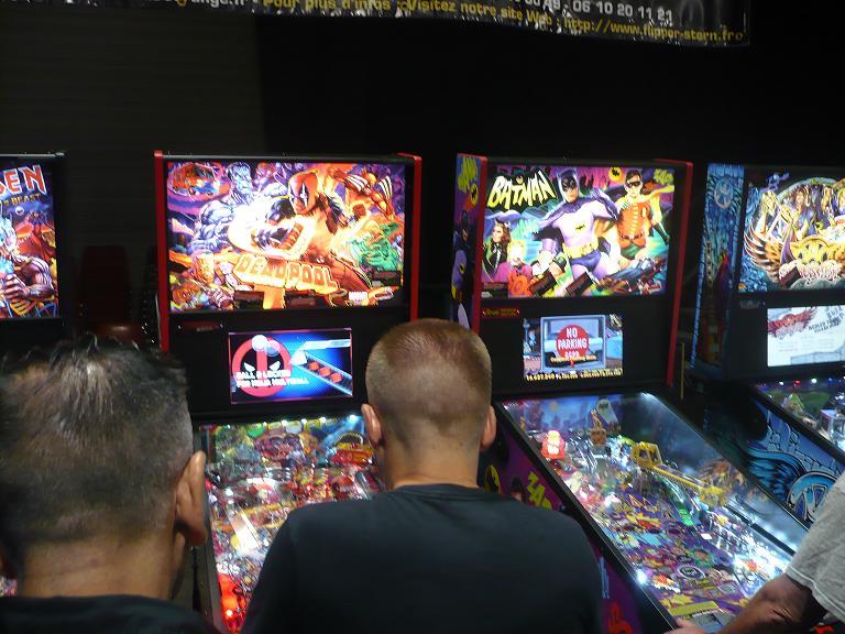 Sorgues 2018 20 21 octobre salon du flipper et arcade ? vous allez pas rater ça P1030911