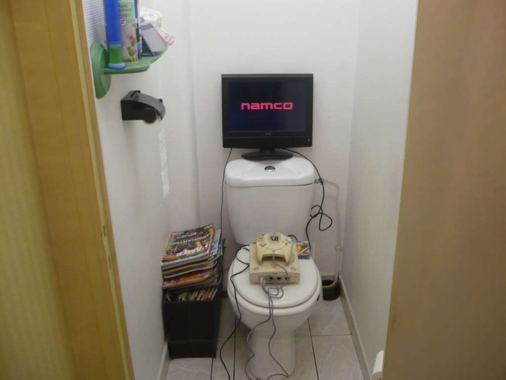 21 ans après sa sortie, je découvre la Dreamcast - Page 2 P1040139