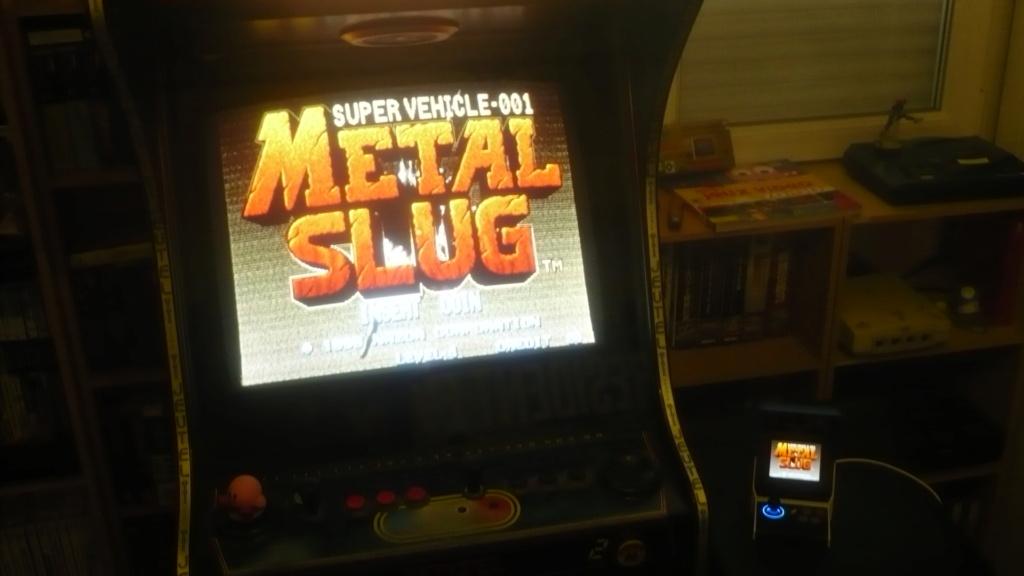 J'ai craqué...j'aimerai me prendre une Neo Geo...mais laquelle? P1040613