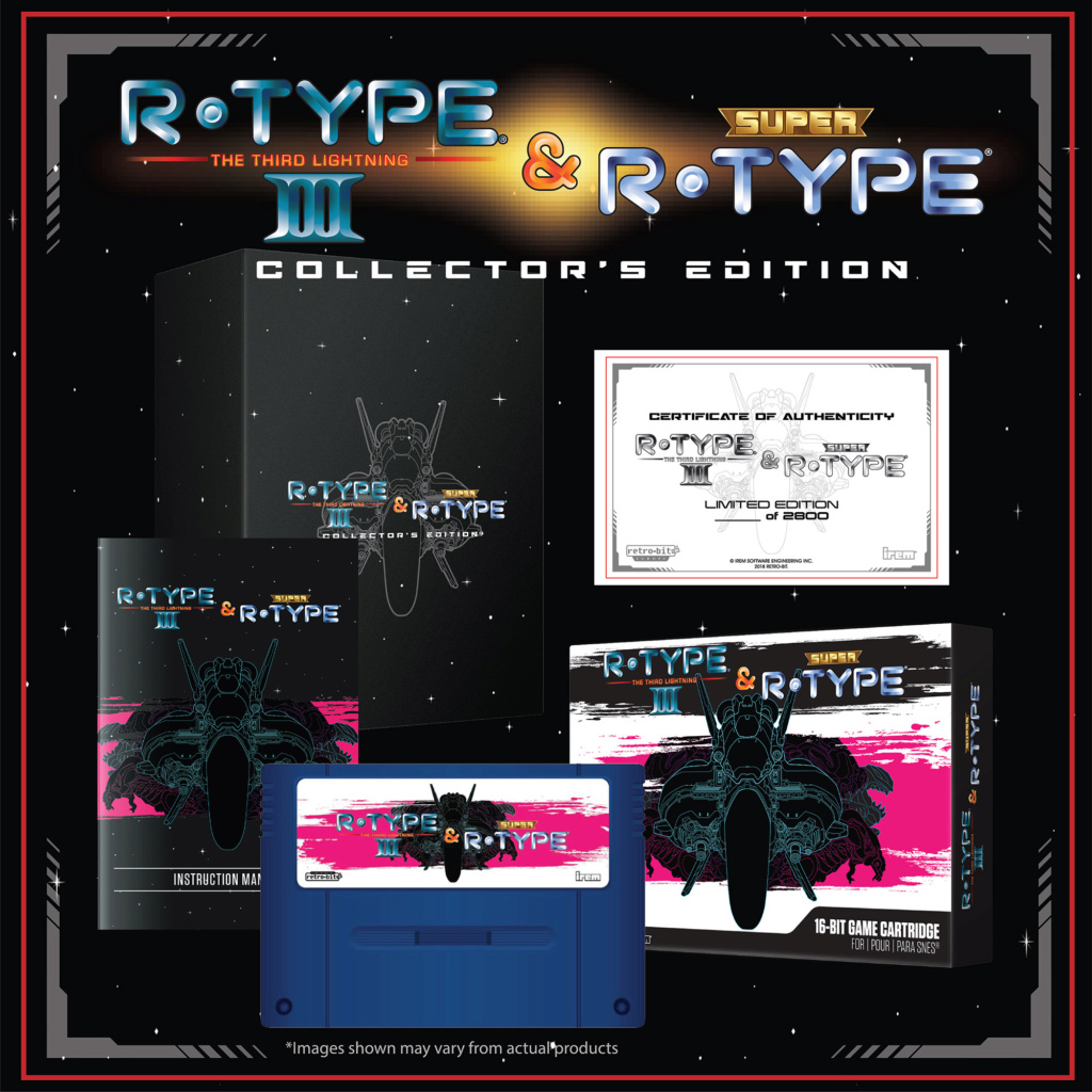 R-TYPE arrive sur Switch !!! - Page 9 R-type11