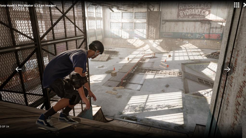 Tony Hawk 1&2 en HD - Page 3 Screen10
