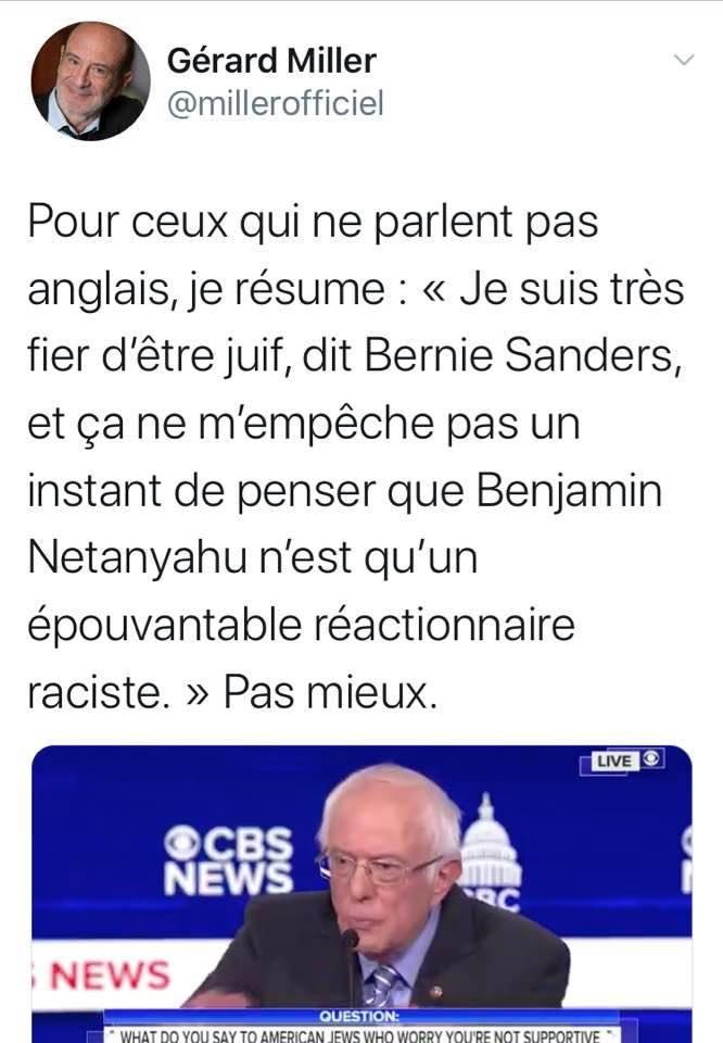 l'antisémitisme Bernie10