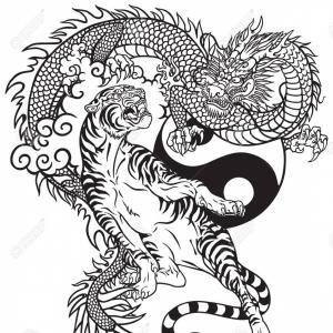 La dispute du Tigre et du Dragon Tigre_10