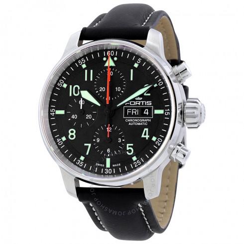 flieger - Avis sur Fortis en général et la Flieger chrono en particulier 705_2110