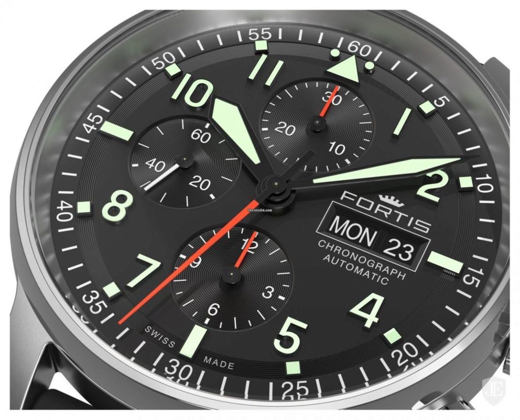 flieger - Avis sur Fortis en général et la Flieger chrono en particulier 705_2114