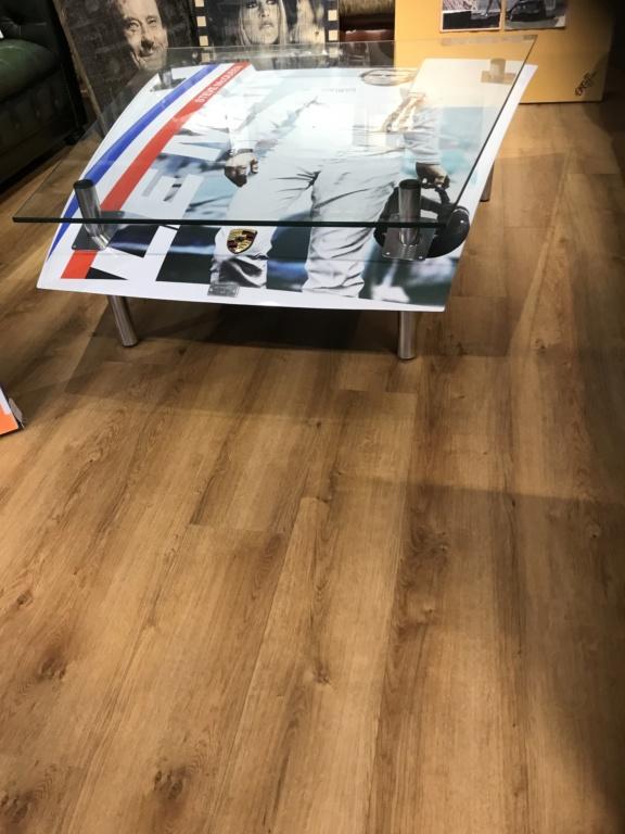 Table basse capot Porsche Table_11