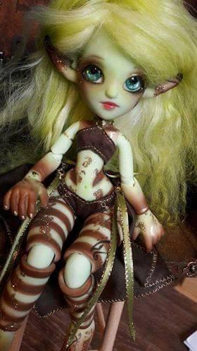 "[Vente] ""Butterfly"" by Fairytales Treasures (petit prix !)  110"