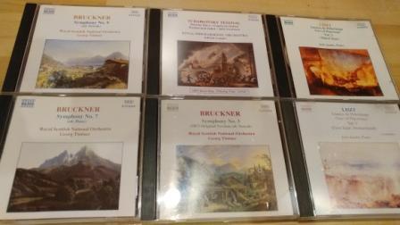Classical CDs 20180712