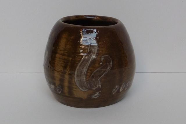 Art Pottery Vase Sam_0619