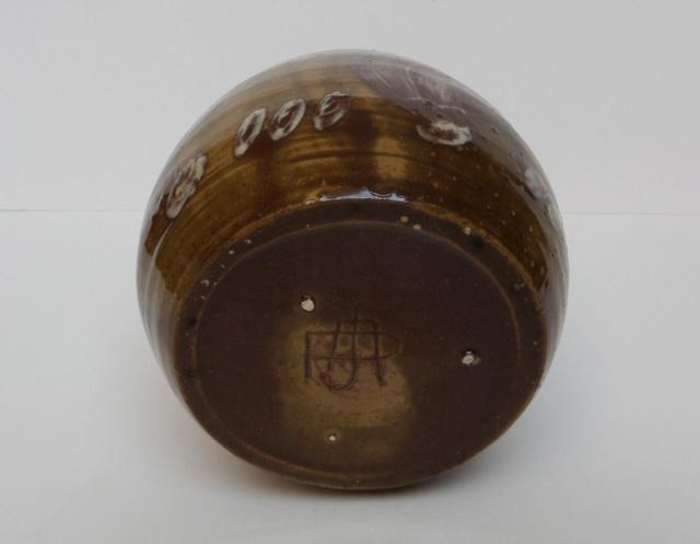 Art Pottery Vase Sam_0621