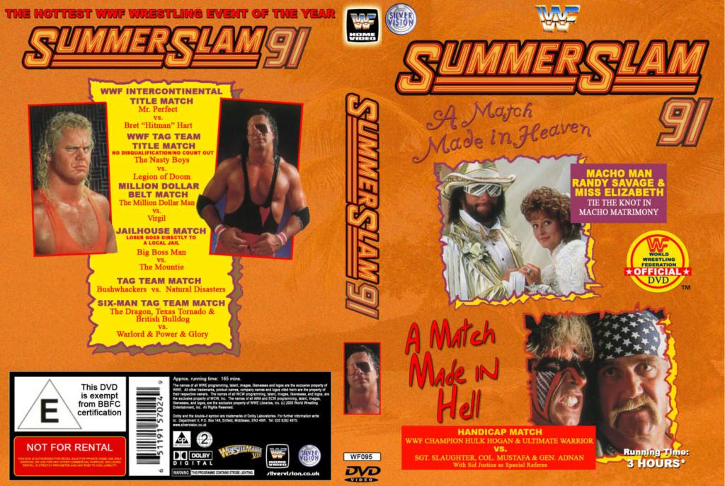 Wrestling: WWF & WCW - 1990 - 1995: SummerSlam Moments! 3_summ11