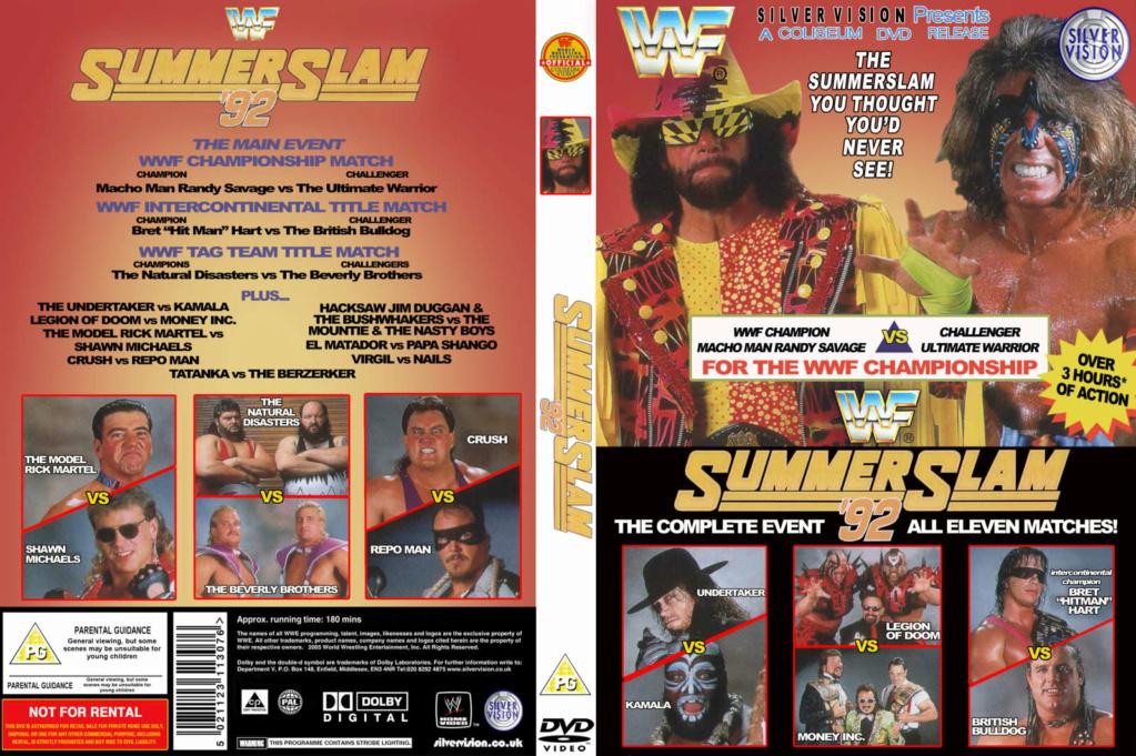 Wrestling: WWF & WCW - 1990 - 1995: SummerSlam Moments! 3_summ12