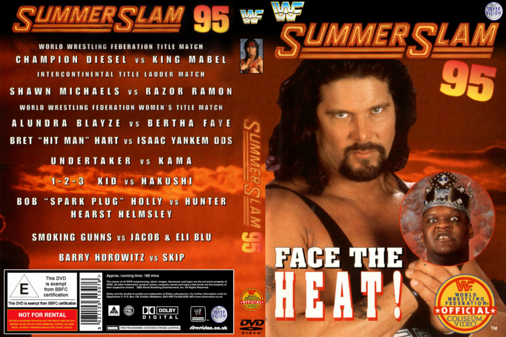 Wrestling: WWF & WCW - 1990 - 1995: SummerSlam Moments! 6_summ10