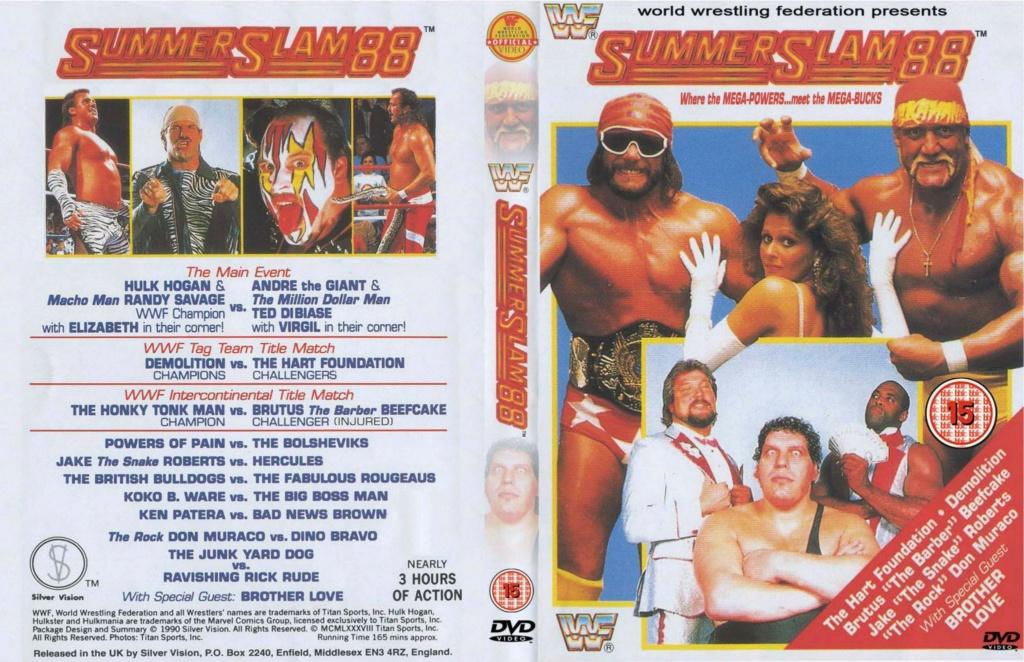 Wrestling: WWF & WCW - 1990 - 1995: SummerSlam Moments! 9_summ10