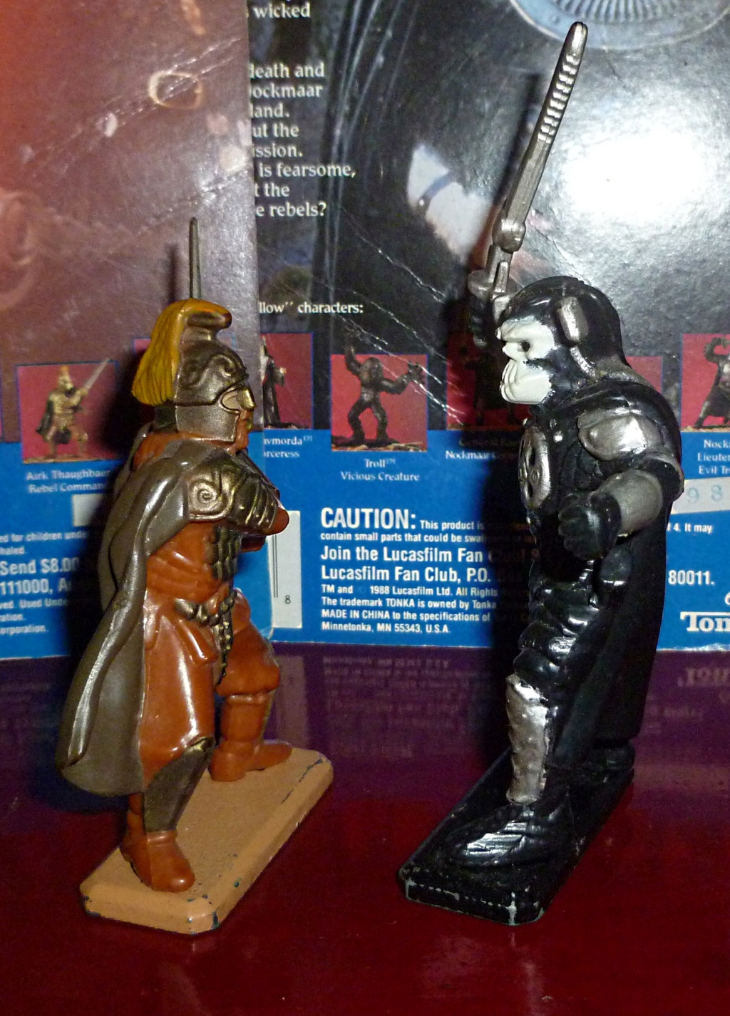My VINTAGE Action Figure Collection: Gabara, The Mummy's Curse & More! Airk_t12