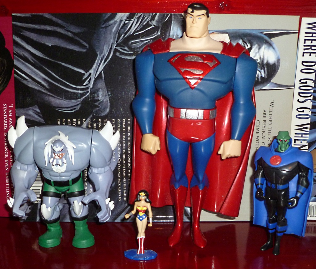 My Miscellaneous Modern Collection: My JLA: U Collection: Batman Update! All_ma10