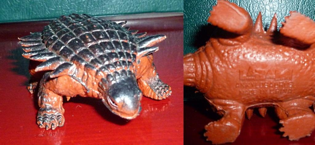My Dinosaur figure collection: Battat 10 Dinosaur Set! - Page 2 Ankylo10