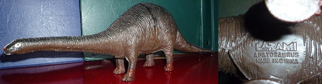My Dinosaur figure collection: Battat 10 Dinosaur Set! - Page 2 Apatos11