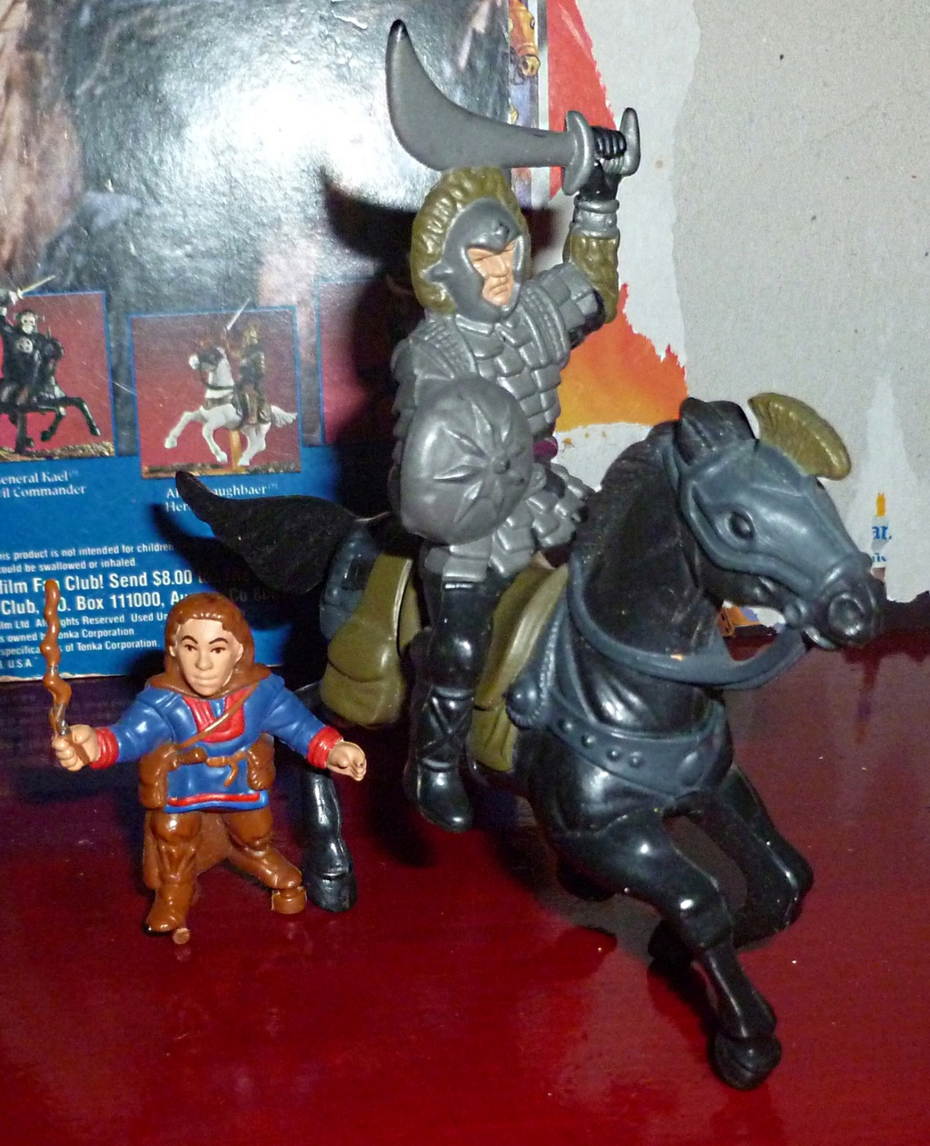 My VINTAGE Action Figure Collection: Imperial Classic Monsters! Assemb12