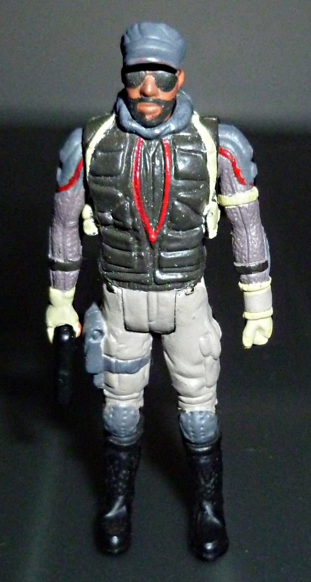 My Terminator Salvation MINI Figures Set - Update with Card! Barnes10