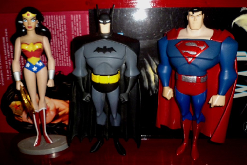 My Miscellaneous Modern Collection: My JLA: U Collection: Batman Update! Batman12