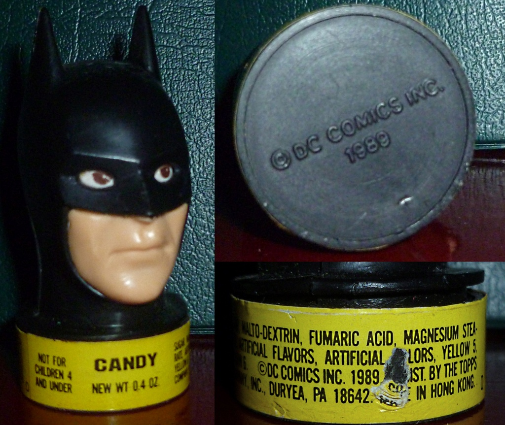 My VINTAGE Action Figure Collection: Gabara, The Mummy's Curse & More! - Page 5 Batman47