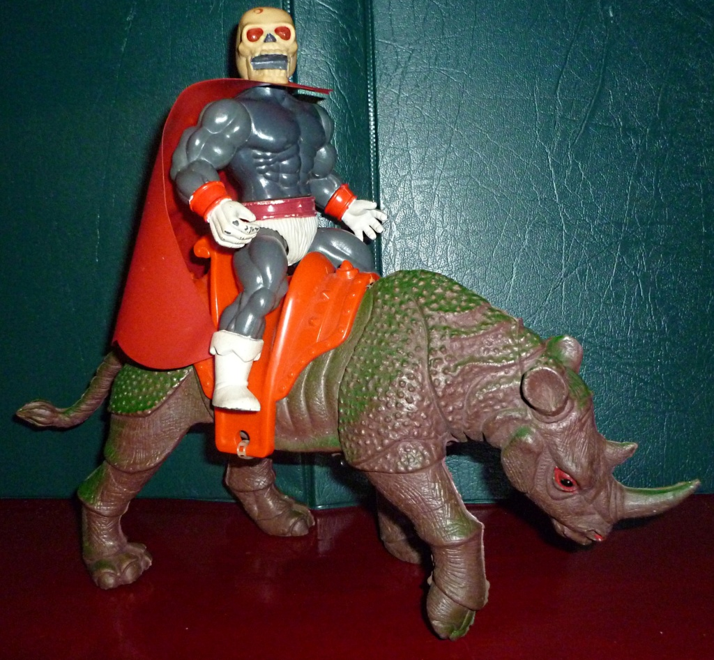 My VINTAGE Action Figure Collection: Gabara, The Mummy's Curse & More! - Page 4 Battle12