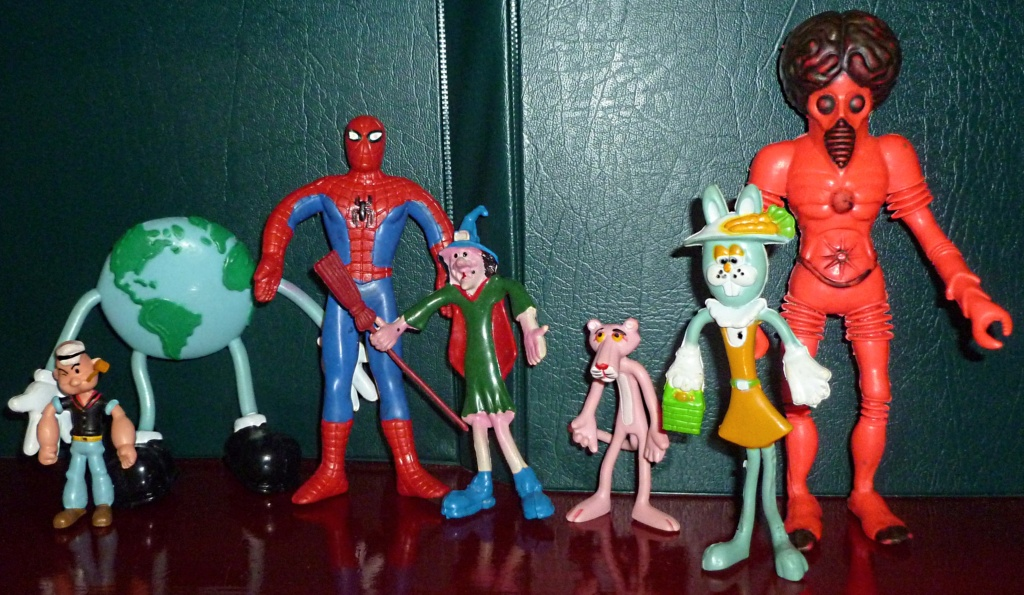 My VINTAGE Action Figure Collection: Gabara, The Mummy's Curse & More! - Page 5 Bendab10