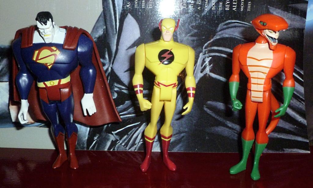 My Miscellaneous Modern Collection: My JLA: U Collection: Batman Update! Bizzar10