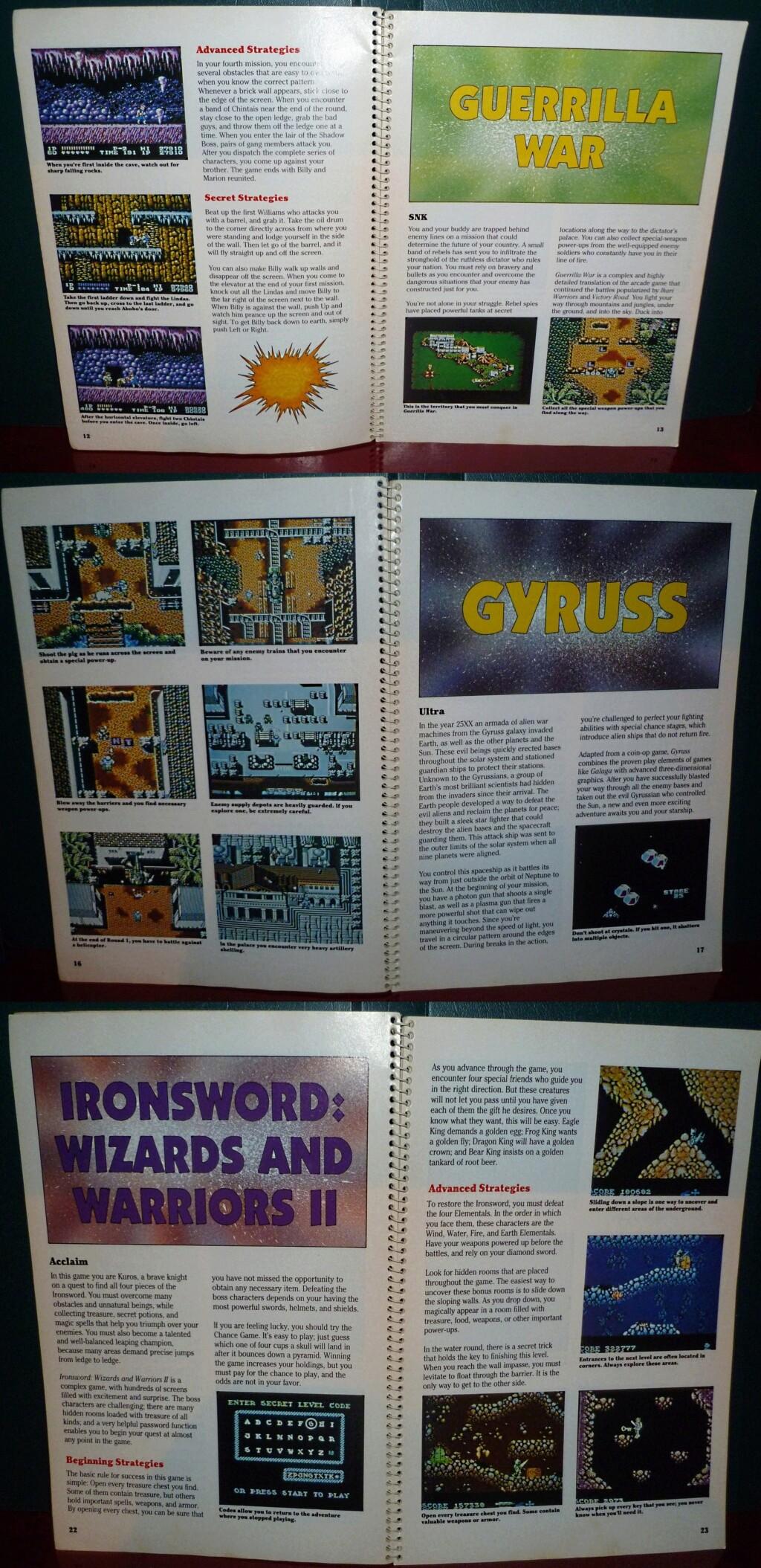 My Video Game Figures & Strategy Guides: Super Godzilla & Predator Games! Book_210