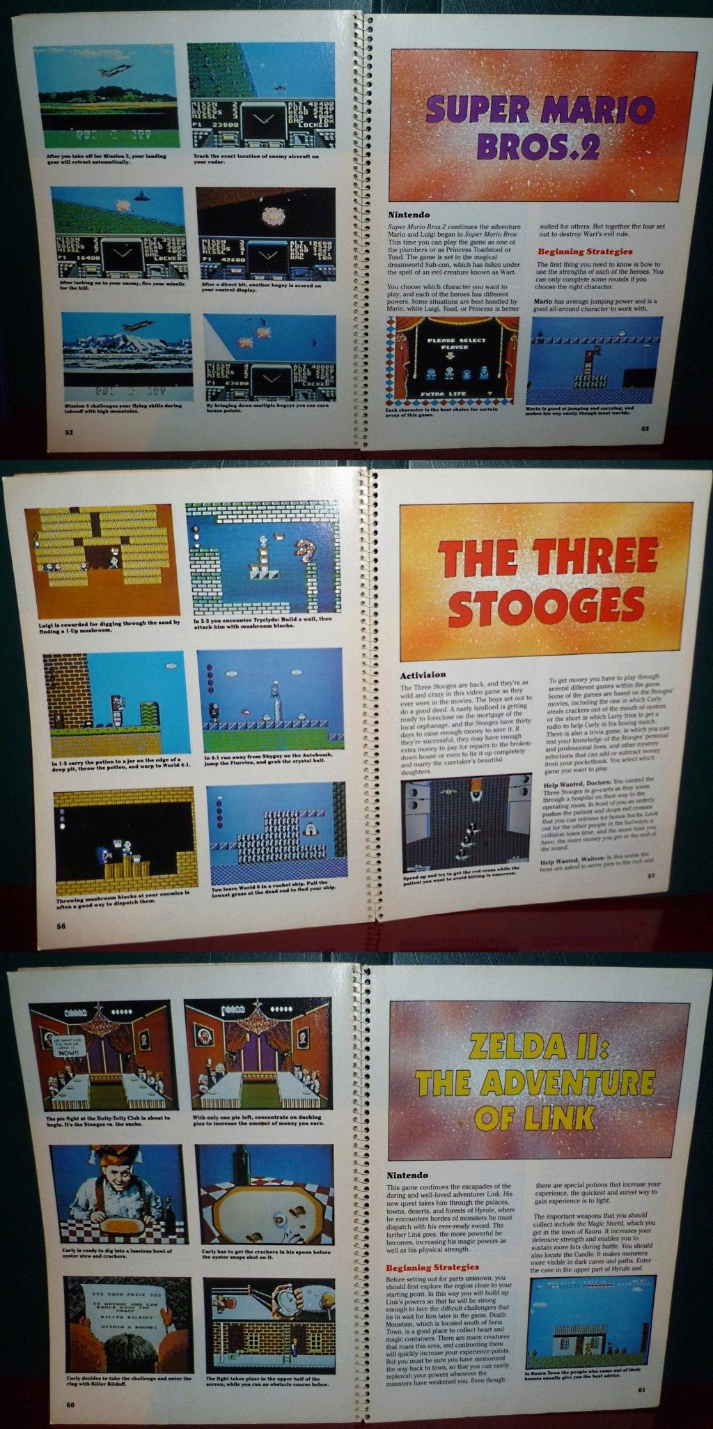 My Video Game Figures & Strategy Guides: Super Godzilla & Predator Games! Book_510