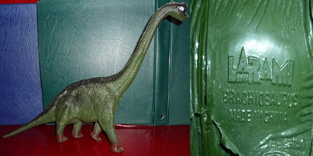 My Dinosaur figure collection: Battat 10 Dinosaur Set! - Page 2 Brachi11