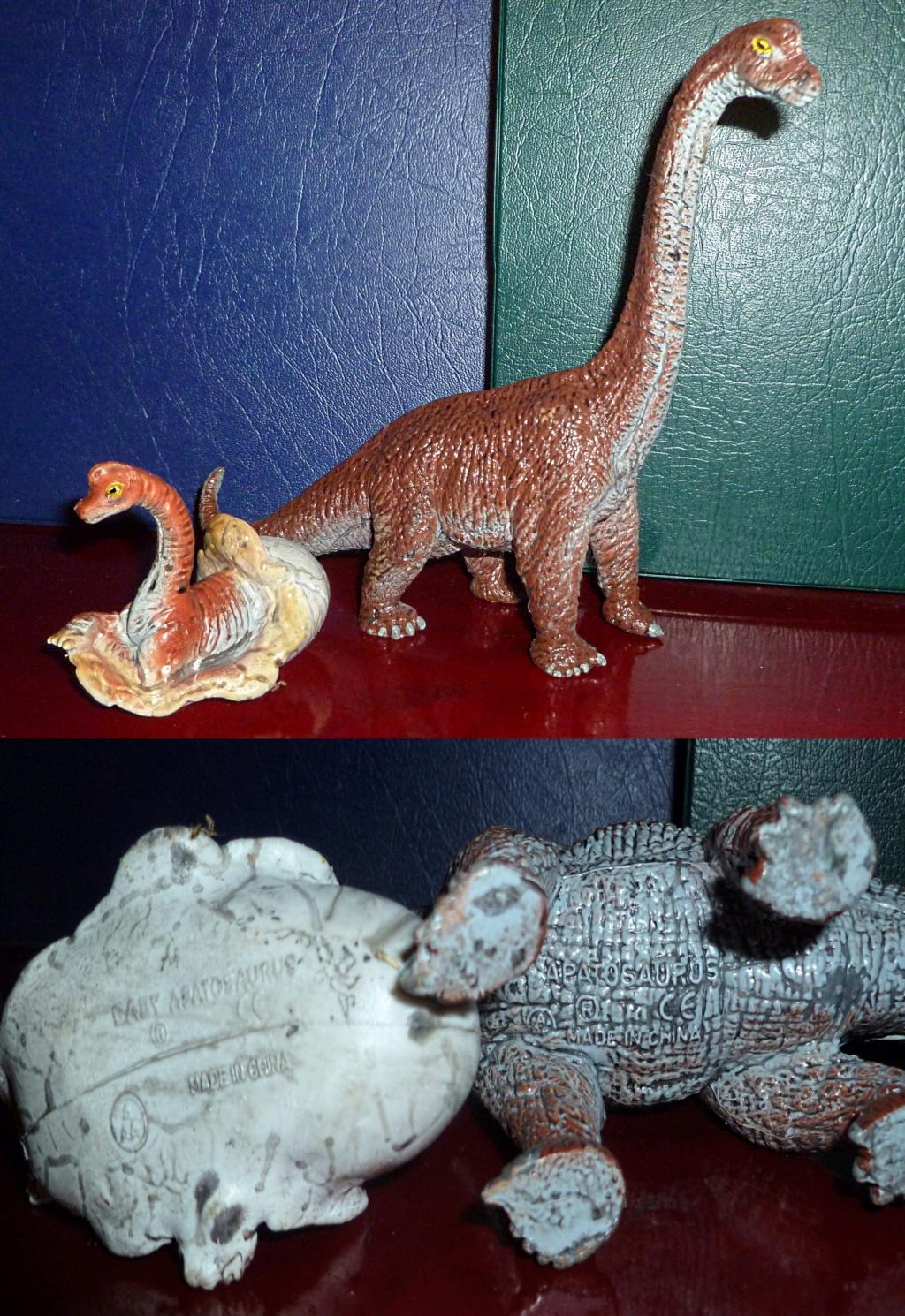 My Dinosaur figure collection: Battat 10 Dinosaur Set! - Page 3 Brachi13