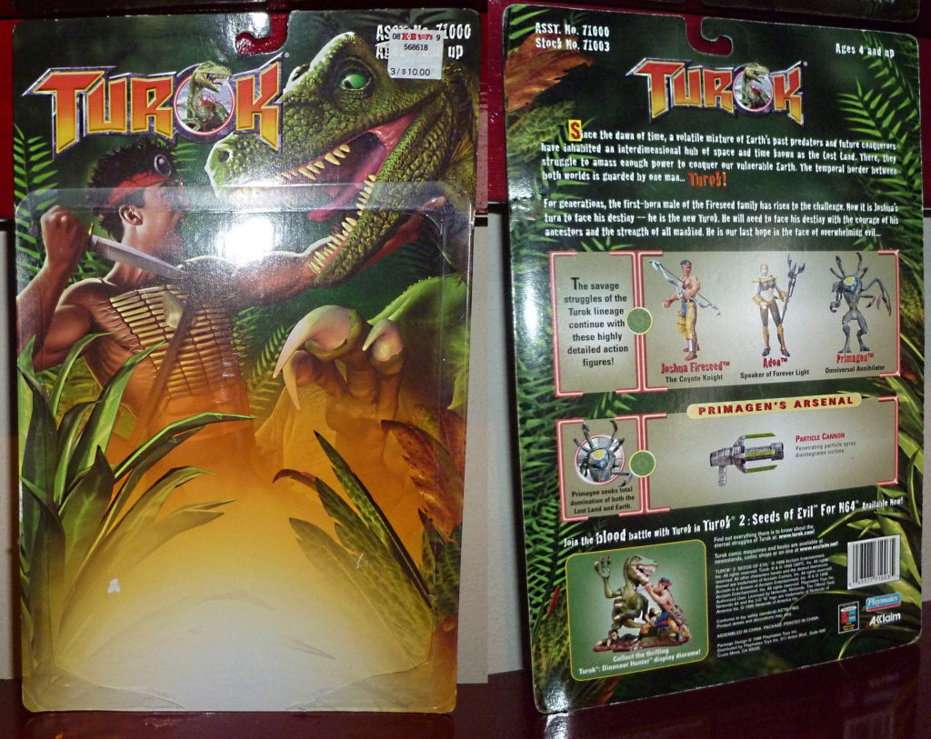 My Video Game Figures & Strategy Guides: PRIMAGEN! Card_110