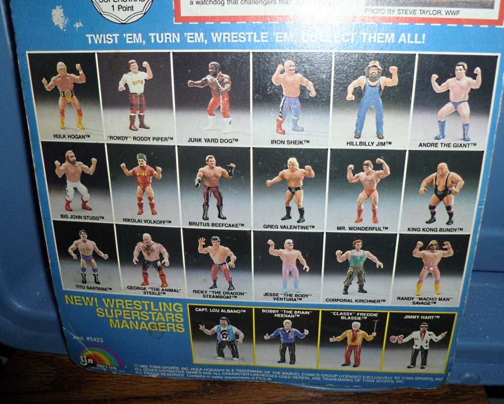 My VINTAGE Action Figure Collection: Gabara, The Mummy's Curse & More! - Page 4 Card_610