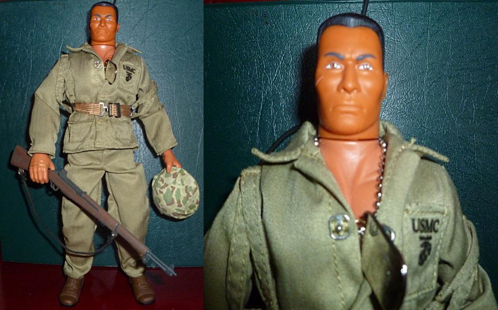 MY G.I. Joe Navajo CODE BREAKER! Cb_310