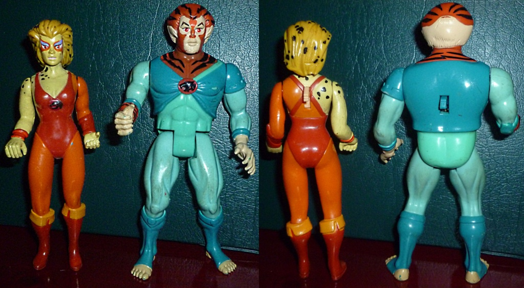 My VINTAGE Action Figure Collection: Gabara, The Mummy's Curse & More! - Page 5 Cheeta11