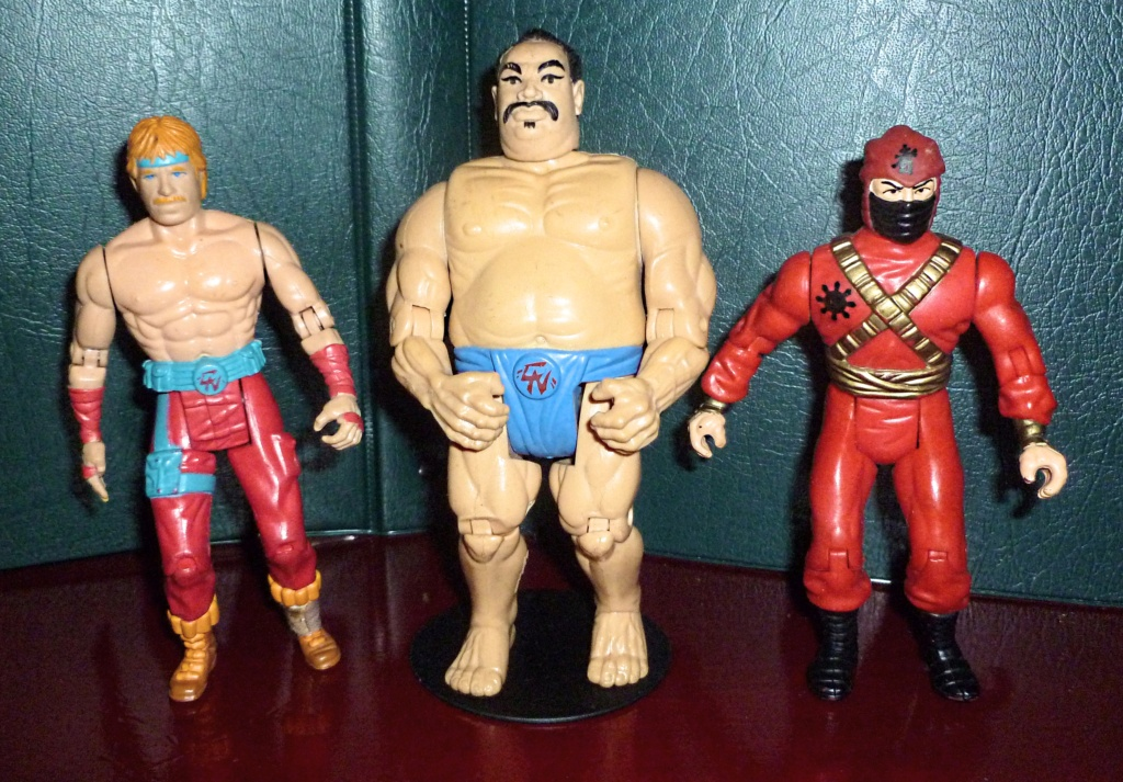 My VINTAGE Action Figure Collection: Gabara, The Mummy's Curse & More! - Page 2 Chuck_14