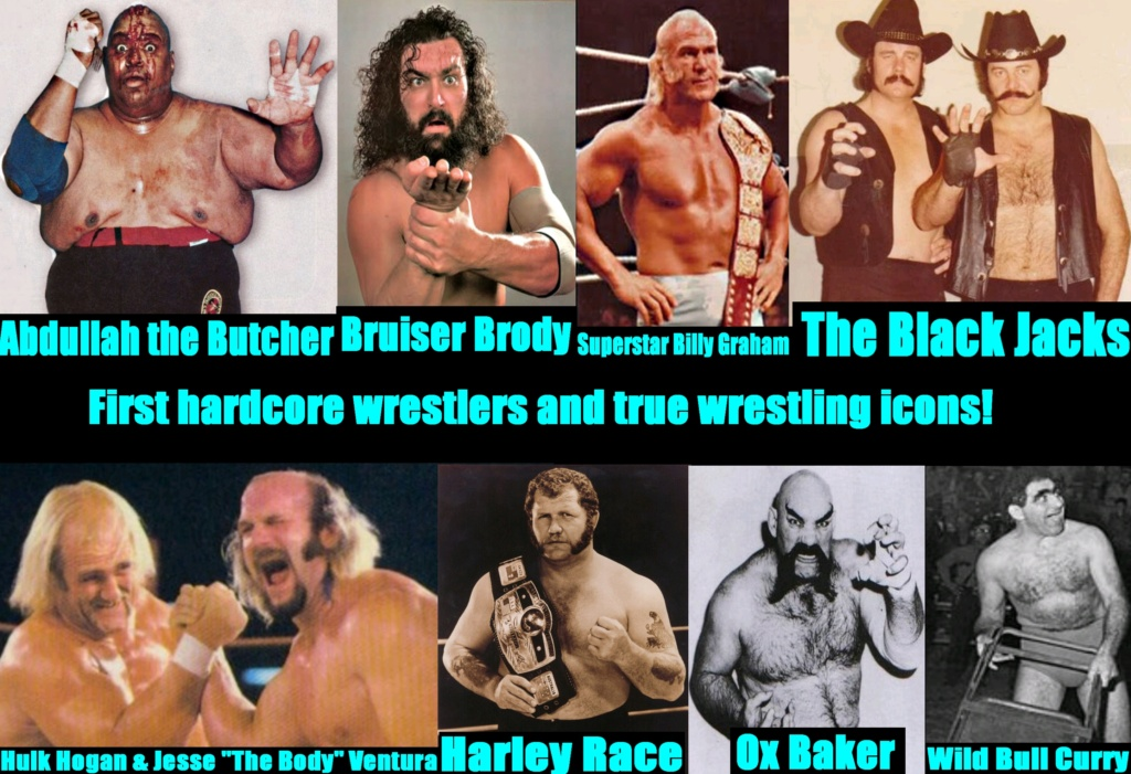 Wrestling: Vintage & Classic times! Classi10