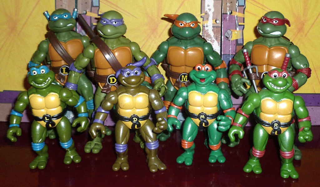 TMNT: Classic Collection - SPECIAL UPDATE 6/17/21!!!!!! Classi15