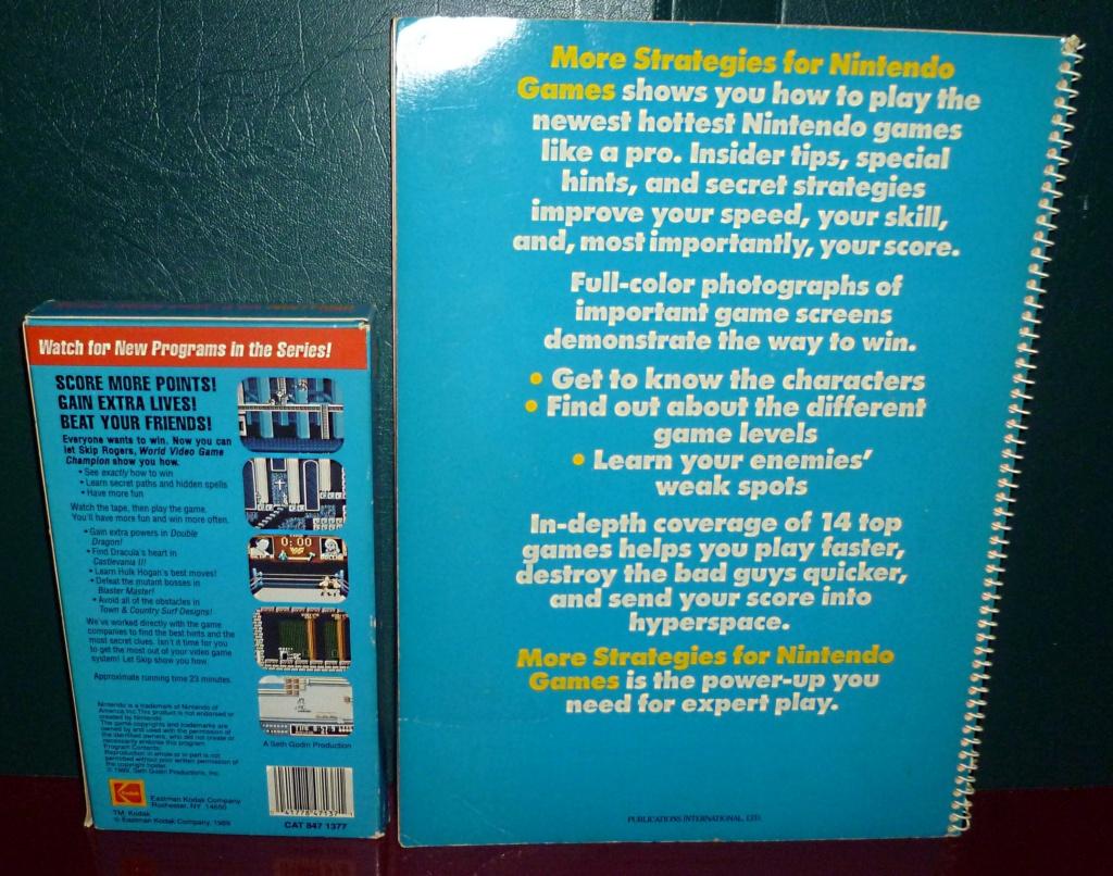 My Video Game Figures & Strategy Guides: Super Godzilla & Predator Games! Classi18