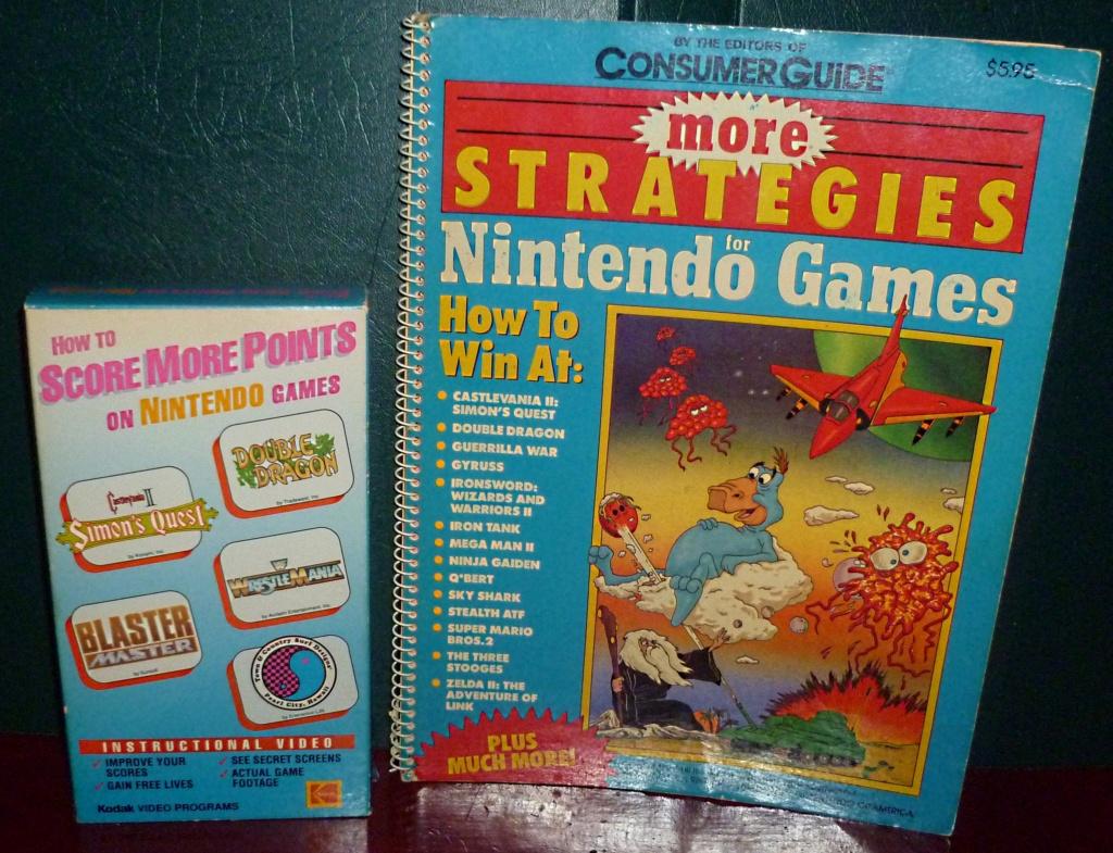 My Video Game Figures & Strategy Guides: Super Godzilla & Predator Games! Classi19